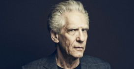 David Cronenberg portrait